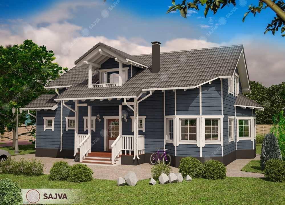 Фото домов вестерн фото 84-982
